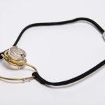 """Necklace """"chNecklace """"choker1"""", fine silver 925, brass, contact@oro.mkoker 1"""", fine silver 925, brass, contact@mmarija.com.mk"""