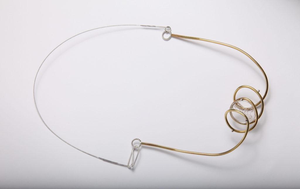 Contemporary filigree jewelry   MMarija